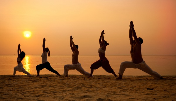 Yoga, Personal Transformation and Global Sustainability