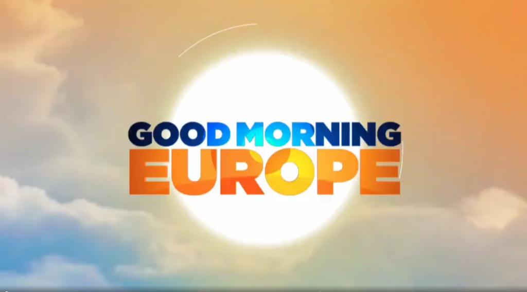 Good Morning Europe - Euronews Interviews Dr. Matthew Wilburn King