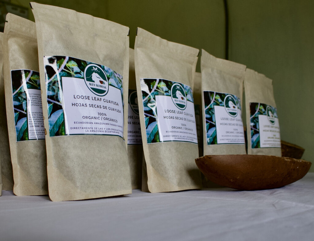 Guayusa Tea Conservation